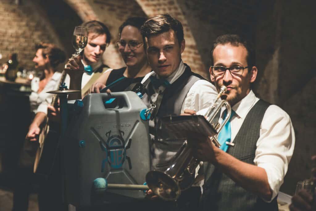 Hochzeitsbands Österreich Jukebugs
