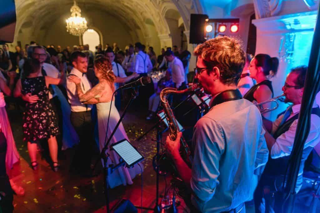 Hochzeitsband Jukebugs Österreich
