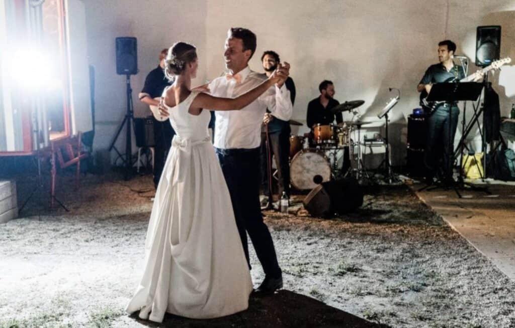 Hochzeitsband Österreich - The SuitCases aus Wien