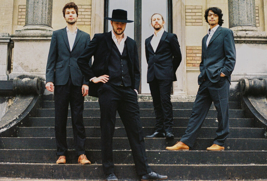 Hochzeitsband Skylark aus Wien - Postmodern Jukebox aus Österreich.jpg