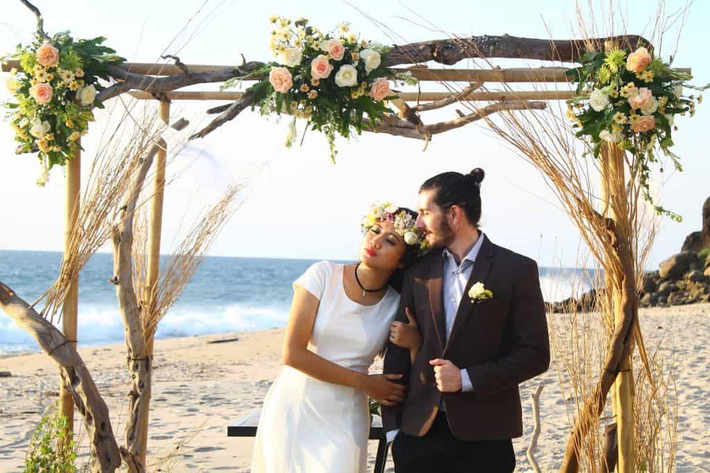 Hochzeit auf den Kanaren